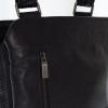 Мужская сумка 4323 черная 2