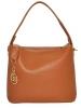 Женская сумка 35490 рыжая 0