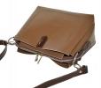 Жіноча сумка 35523- 3 коричнева 4