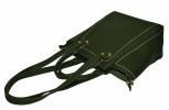 Женская сумка 35522 зеленая 4