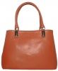 Женская сумка 35462 рыжая 1