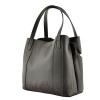 Женская сумка МІС 35694 черная-матовая 4