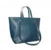 Women's bag 35450 blue 2