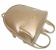 Женский рюкзак 35432 золотистый 3