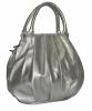 Женская сумка 35440 серебристая 0