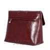 Женская сумка МІС 35810 бордовая 4