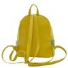 Женский рюкзак 35432 желтый 4