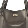 Женская сумка МІС 35694 серая 2