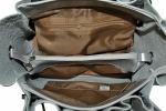 Женская сумка 35453 А  серебристая 3