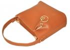 Женская сумка 35490 рыжая 6