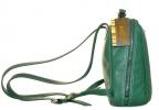 Жіночий рюкзак 2511 зелений 0