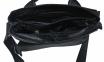 Мужская кожаная сумка 4264 черная 6