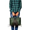Women's bag 35601 Green - Combined 4
