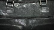 Мужской кожаный портфель 4267 черный 2