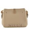 Женская сумка 35179 красная с тиснением 5