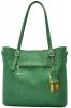 Женская сумка 2503 зеленая 2