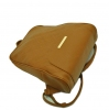 Женский рюкзак 2518 рыжий 4