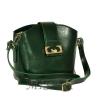 Женская сумка 35673 зеленая 0