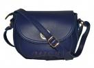 Женская сумка 35585  синяя 0