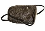 Женский рюкзак 35411 черный  с принтом 2