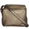 Женская сумка 35333 бронзовая 4