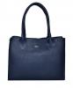 Женская сумка 35535 темно - синяя 0