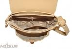 Женская сумка 35585 - с песочная 7