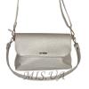 Женская сумка 35591 - 1 серебристая 0