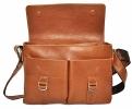 Мужской портфель 4226  рыжий 3
