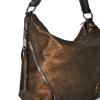 Женская сумка 383006 бежевая 4