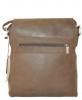 Мужская сумка 4343 коричневая 1