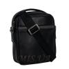 Men's leather bag 4608 black 8