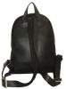Кожаный рюкзак 4342 черный 1
