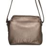Женская сумка 35333 бронзовая 0