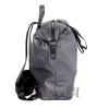 Городской  рюкзак MIC 35762 серый металик 2