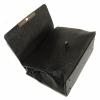 Женская сумка 2527 черная з тиснением 5
