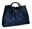 Женская сумка 381972 синяя 2
