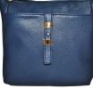 Женская сумка 35447 синяя 2