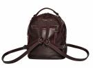 Жіночий рюкзак 2537 бордовий 2