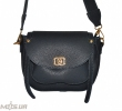 Женская сумка 35569 темно-синяя 0