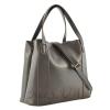 Женская сумка МІС 35694 серая 3