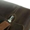 Мужской кожаный портфель Vesson 4635 коричневый 5