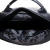 Мужская кожаная сумка Vesson  4575 черная 5
