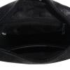 Мужская кожаная сумка Vesson 4673 черная 5