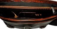 Мужской портфель 4170 светло-коричневый 5