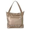 Женская сумка 35648-1 золотистая 5