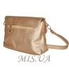 Женская сумка 35591 - 1 светло-золотая 1
