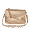 Женская сумка 35591 - 1 светло-золотая 2