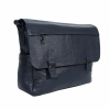 Мужская кожаная сумка Vesson 4625 синяя 2
