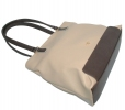 Женская сумка 35461 бежевая 3